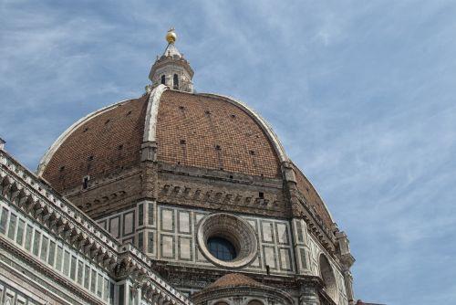 brunelleschi's dome santa maria del fiore firenze
