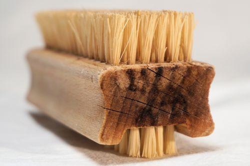 brush hand brush bristles