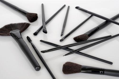 brush make up cosmetics