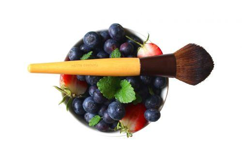 brush cosmetic brush natural cosmetics