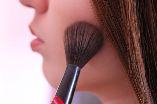 brush make up makeup