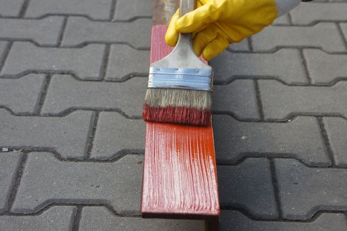 šepetys,dažyti,darbas