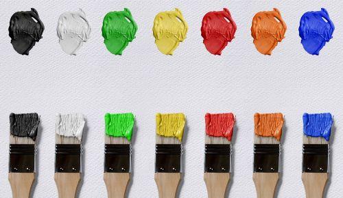 brush color canvas