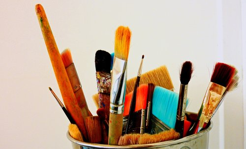 brush  background  creativity