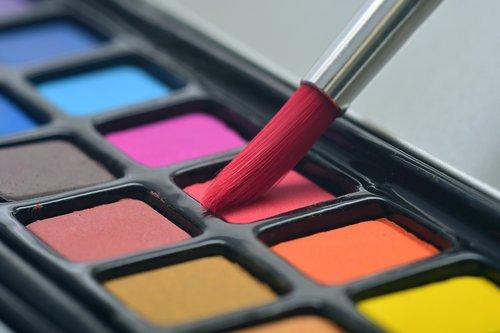 brush  watercolor  paint