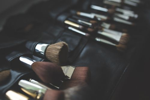 brush brushes make up