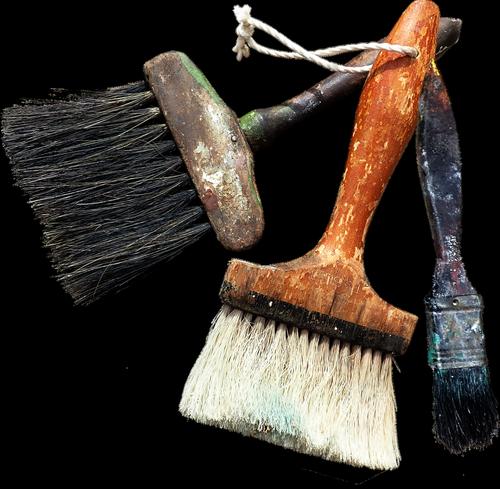 brushes  old  vintage