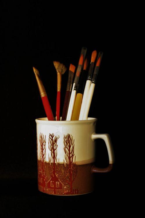 Brushes For Art