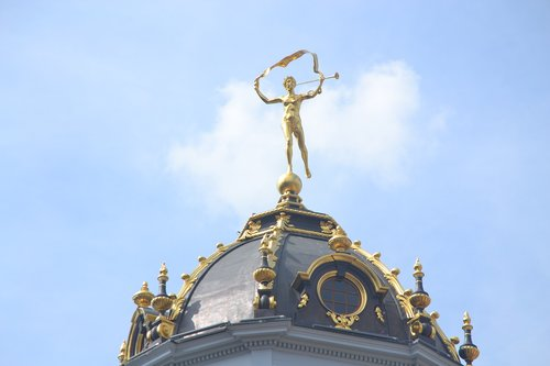 brussels  grand place  dome