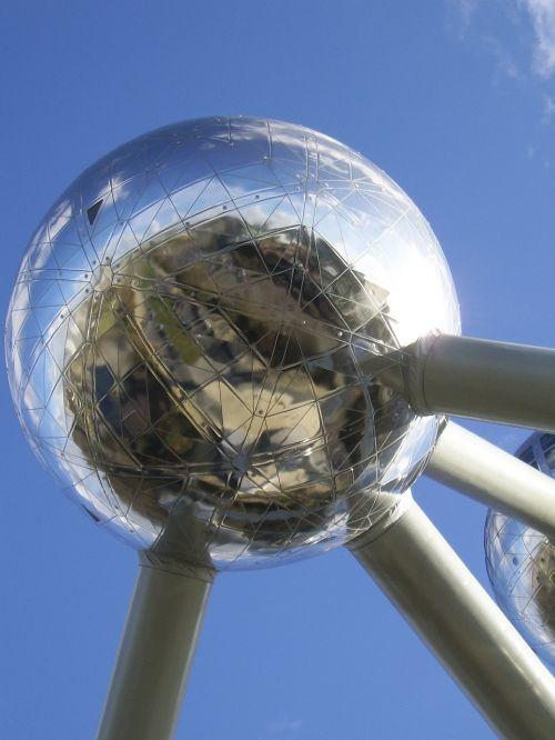 brussels belgium atomium