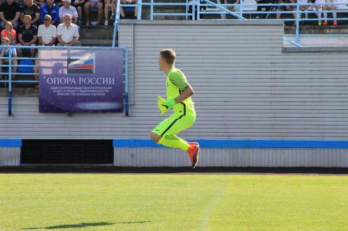 bryansk dynamo goalkeeper