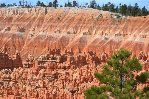 bryce canion bryce canyon scenery