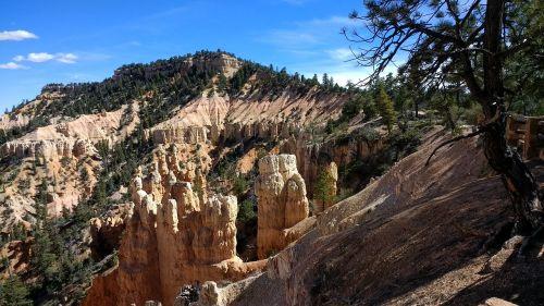 bryce canyon national park utah hoodoos