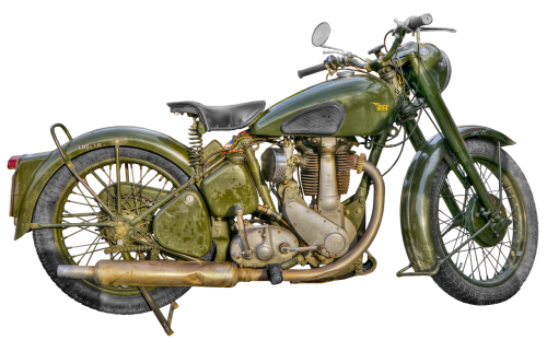 bsa motorcycle oldtimer