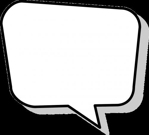 bubble talk speech bubble