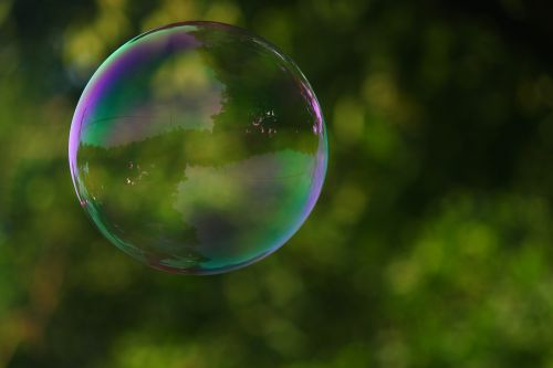 bubble park soap