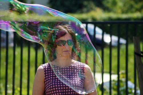 bubble the addition of fun