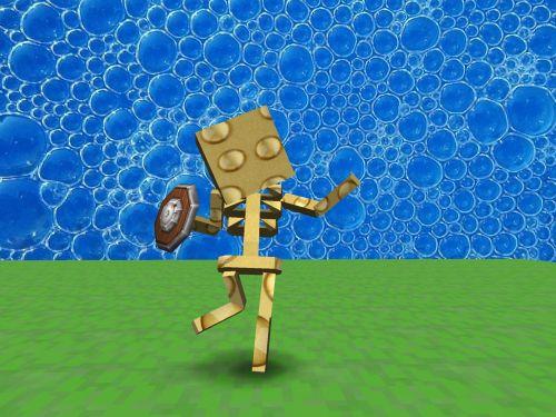 Bubble Warrior