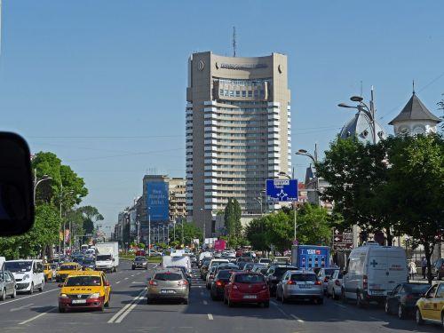 bucharest million city thoroughfare