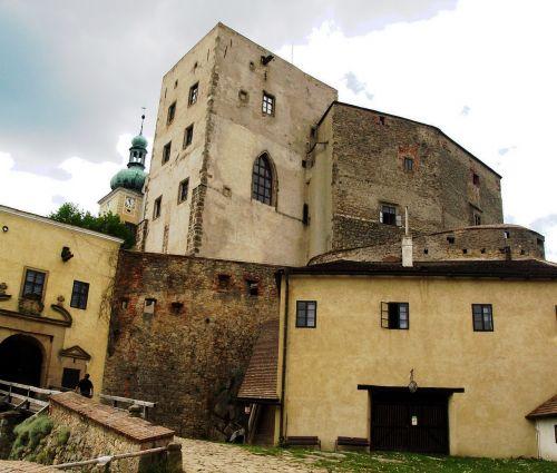 buchlov castle strength