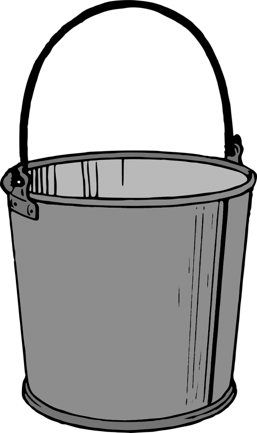 bucket pail container