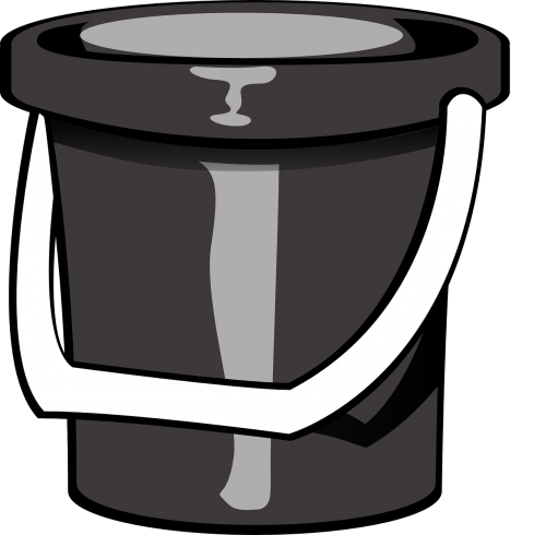 bucket toy pail