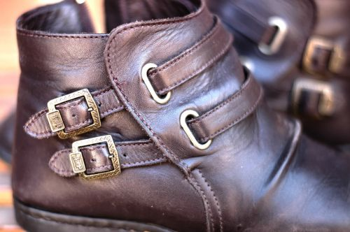 buckles boots footwear