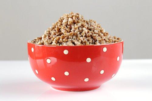buckwheat  porridge  krupa
