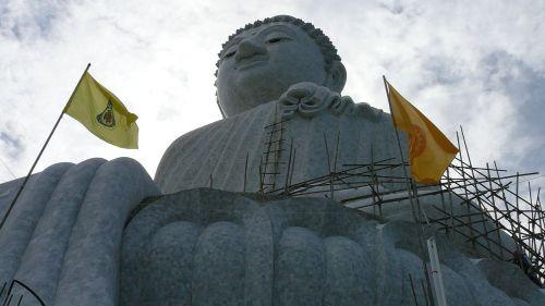 buda statue phuket