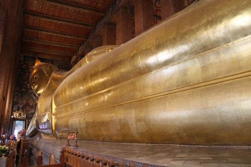 buda thailand temple