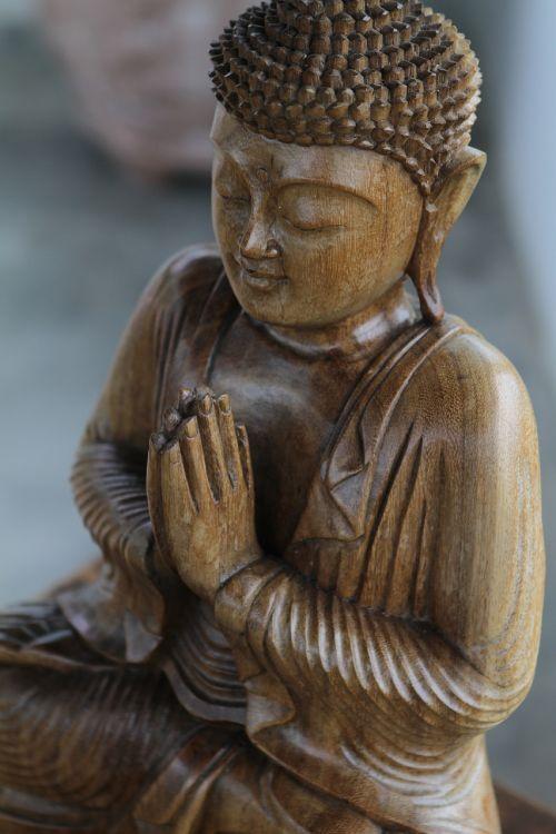 buda wood religion