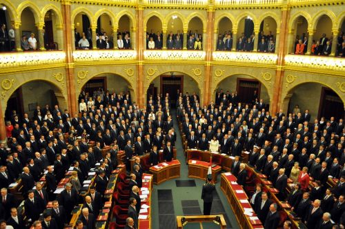 budapest parliament hungarian parliament building