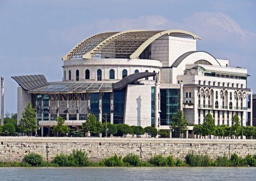 budapest new theater südstadt