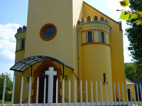 budapest hungary church