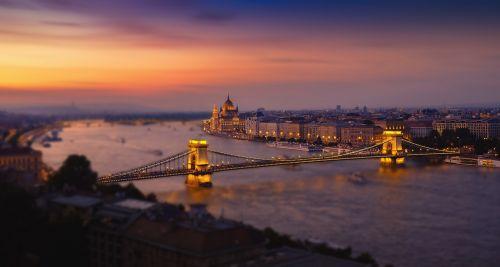 budapest hungary bridge