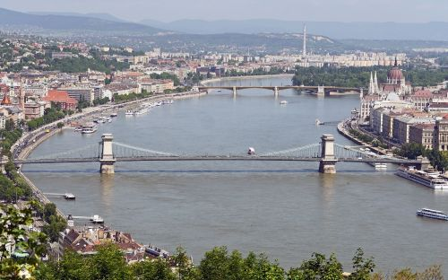 budapest danube overview