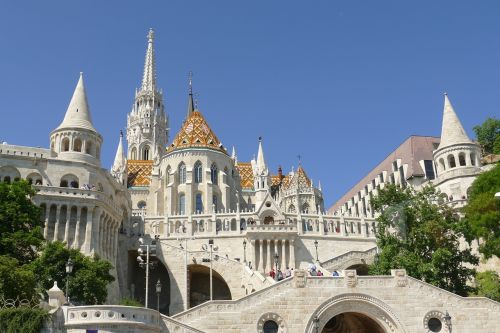 budapest hungary capital
