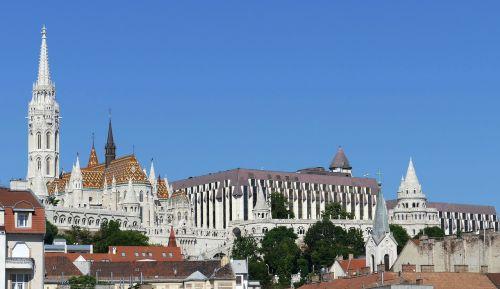 budapest hungary architecture