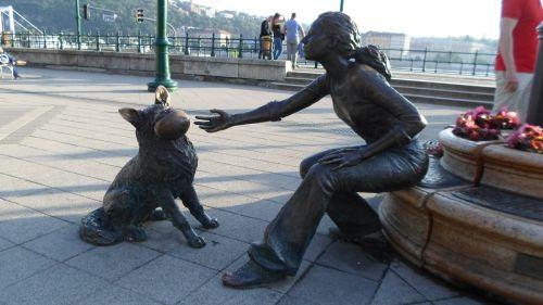 budapest statue hungary