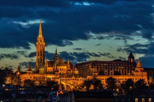 budapest church architecture
