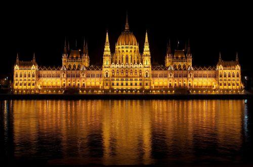 budapest hungary parliament