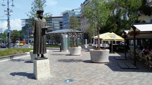 budapest, kálvin aikštė, John Calvin