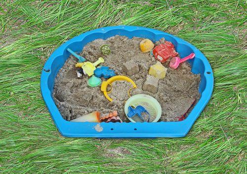 buddelkiste sand pit sand