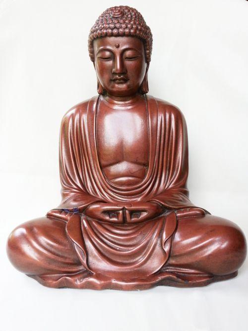 meditacija, religija, atsipalaiduoti, ramus, ramybė, taikus, ramybė, tamsumas, buda