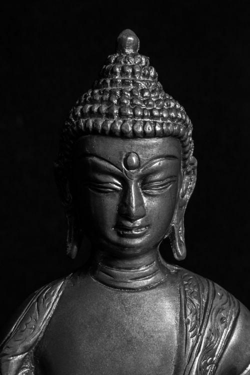 buddha god buddhism