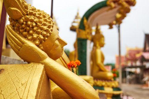 buddha sleeping lie