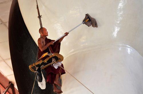 buddha buddha cleaner cleaner