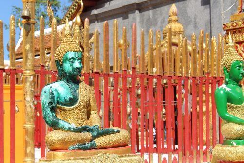 buddha thailand temple