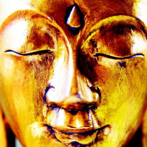 buddha gold religion