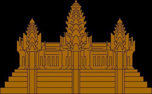 buda,budistinis,Kambodža,Kambodža,paminklas,religija,religinis,šventykla,nemokama vektorinė grafika